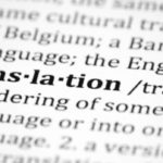 Notified Bodies Consider Translation to be a Critical Outsourced Service